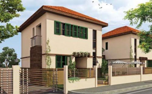Plan De Maison à L Ivoirienne : Atlantide villas sipim société ivoirienne de promotion